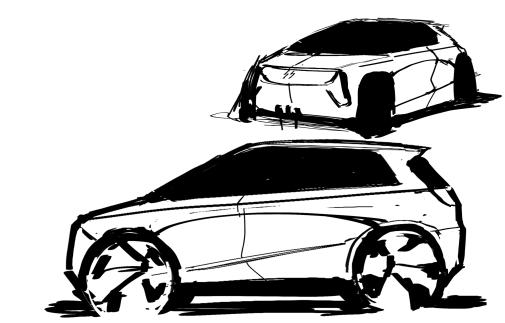 cube car ideation